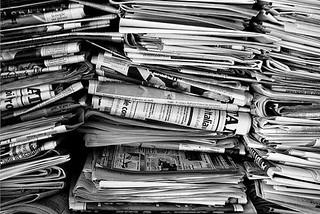 giornali generici