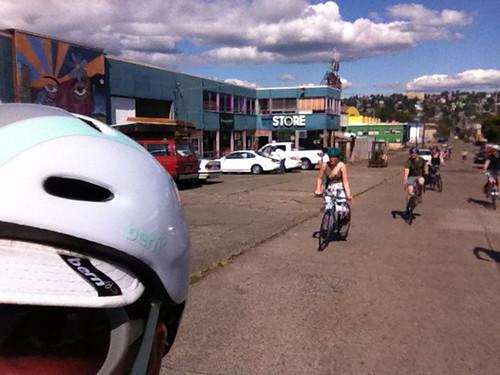 Biking to Breweries