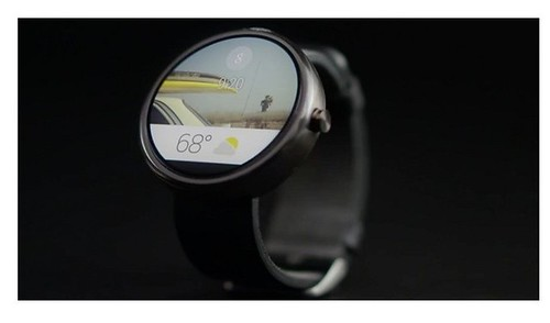 ASUS cho ra mắt laptop chơi game G550JK ROG và ý tưởng sản xuất Smartwatch - 23160
