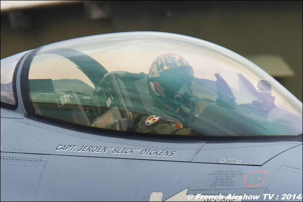 F-16 Solo Display Hollandais, BA-133 Nancy 2014