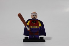 LEGO DC Comics Super Heroes Batman of Zur-En-Arrh SDCC 2014 Exclusive Minifigure