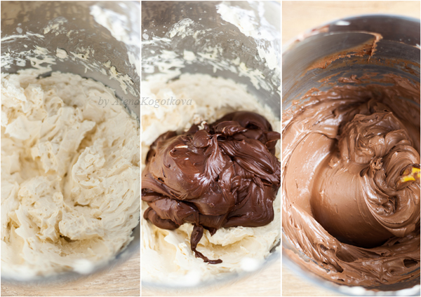 Preparing Chocolate Buttercream04