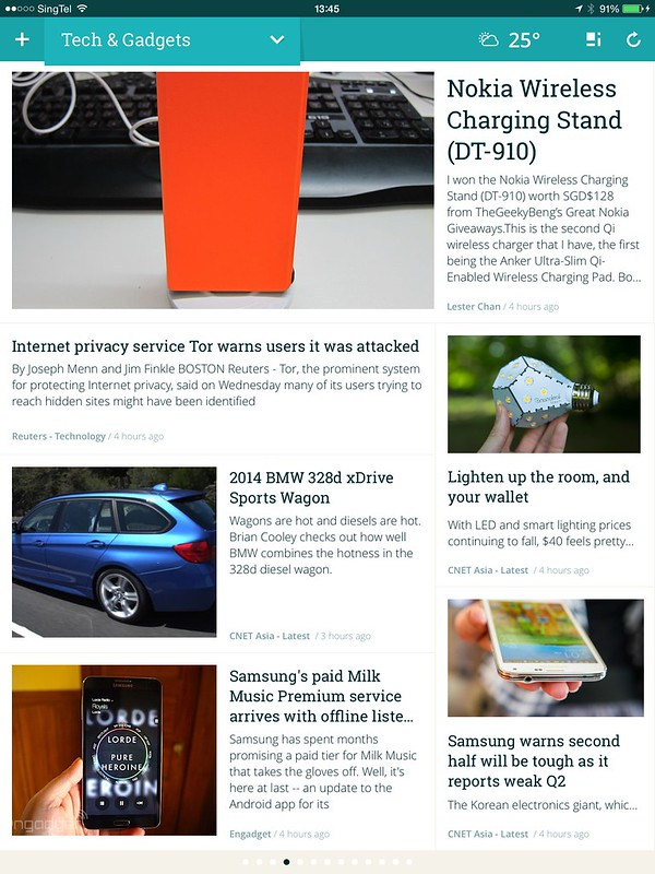 lesterchan.net On NewsLoop (iPad Portrait) - Tech & Gadgets