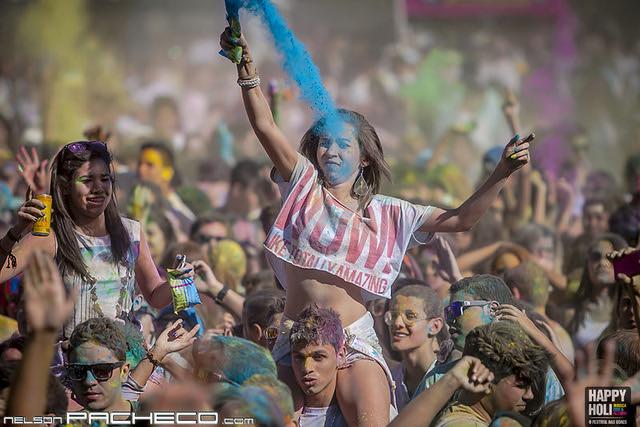 Happy Holi Festival 2014 - Goiania  (14)