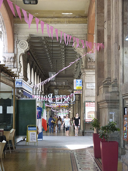 arcades rue du XX septembre