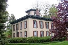 Italianate, Austinburg, Ohio 1874