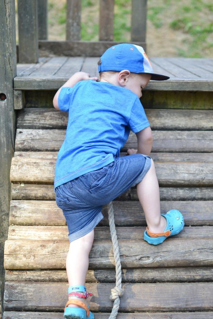 climb-wall