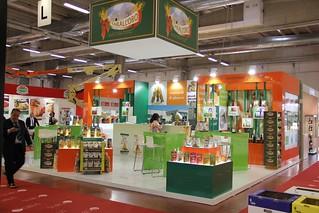 Lo spazio espositivo dell'azienda al Food & Beverage Event (2)