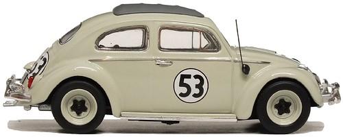 Mattel Hot Wheels VW Herbie