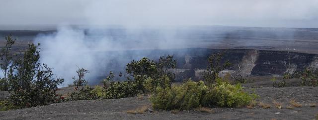 Kilauea Crater 01