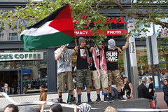 March against Israeli invasion of Gaza - San Francisco July 20, 2014