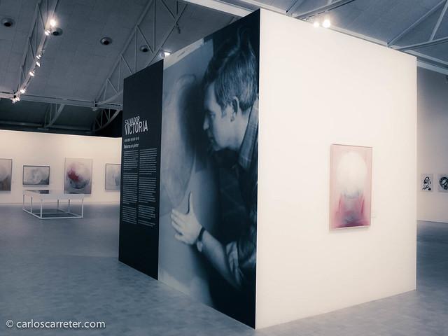 Exposición de Salvador Victoria