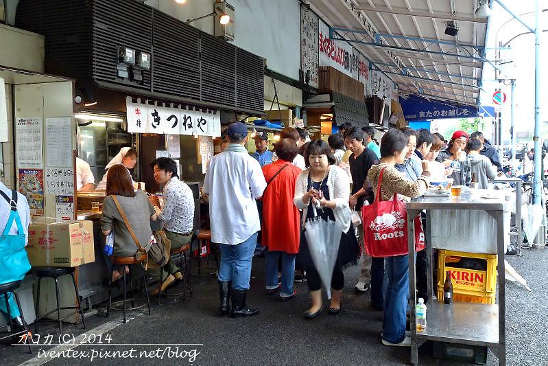 43日本東京築地市場