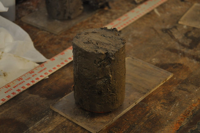 core sample methods of soil analysis