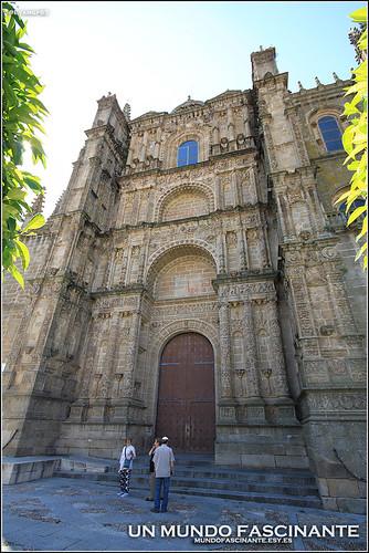 Portada Catedral Plasencia