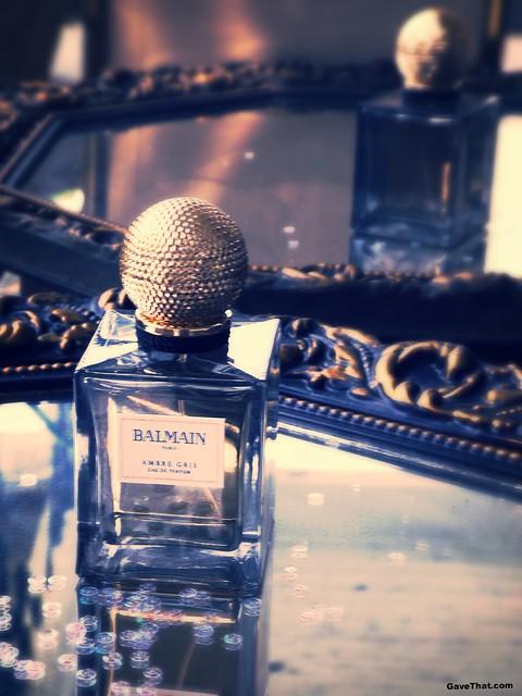 Balmain Ambre Gris Perfume