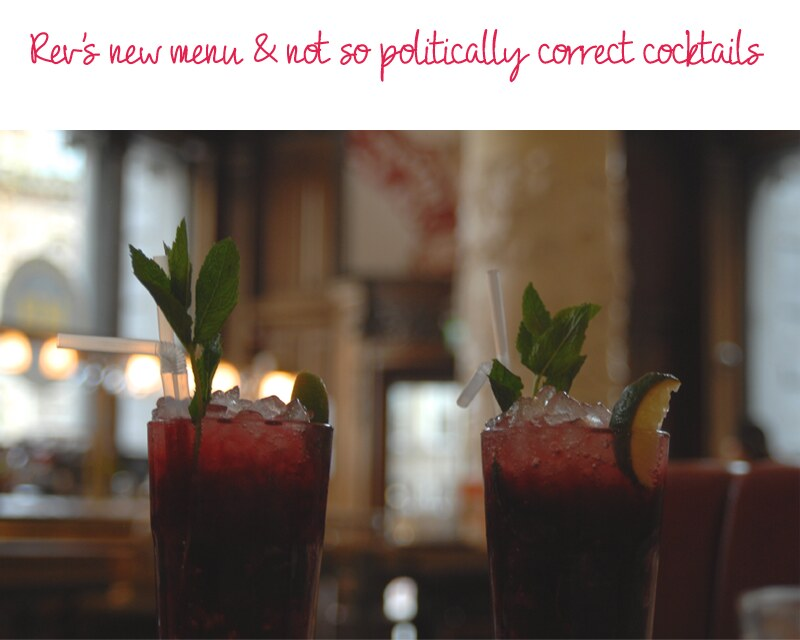 revolution-newcastle-new-menu