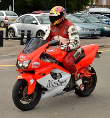 2000 Yamaha YZF 1000R Thunderace