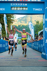 Finishing strong at SUBARU Ironman Canada in Whistler