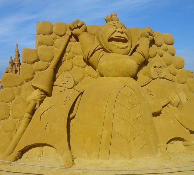 Sculpures sur sable Disney - News Touquet p.1 ! 14770412947_8ea6163d46_z