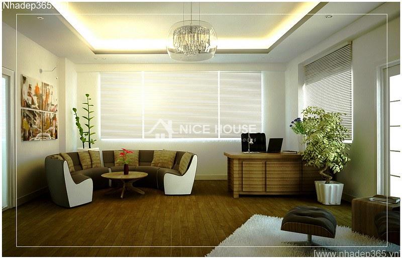 Thiết kế nội thất chung cư Linh Đàm - Chị Giang_10