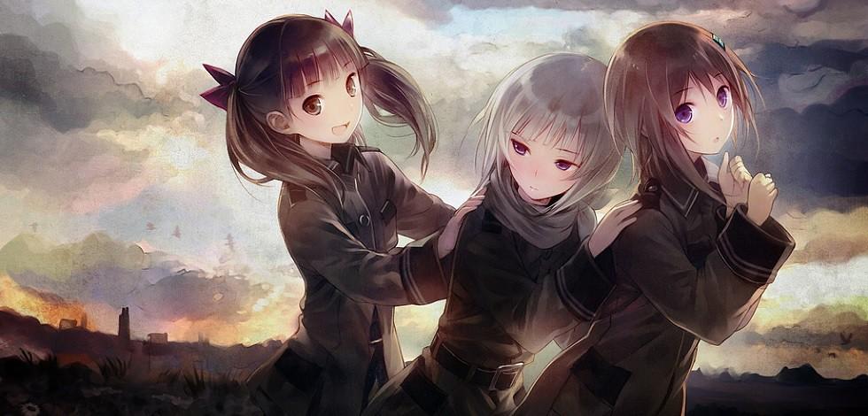 Xem phim Sora no Woto - Âm thanh của bầu trời | Sound of the Sky | So Ra No Wo To | So-Ra-No-Wo-To | Soranowoto | Sora no Oto Vietsub