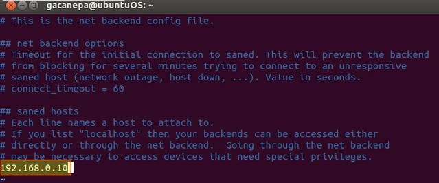 ubuntu] Scanner not connecting to Simple Scan - missing