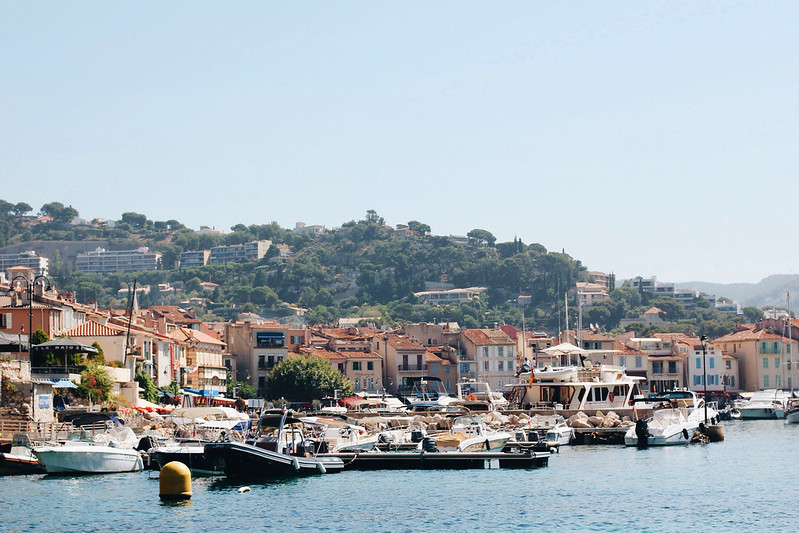 Cassis, in Provence, France