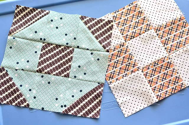 vintage-y quilt blocks