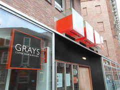 Enjoy fresh seasonal food at our independent cafe - Grays