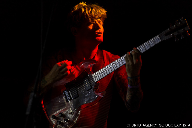 Thee Oh Sees - Vodafone Paredes de Coura '14