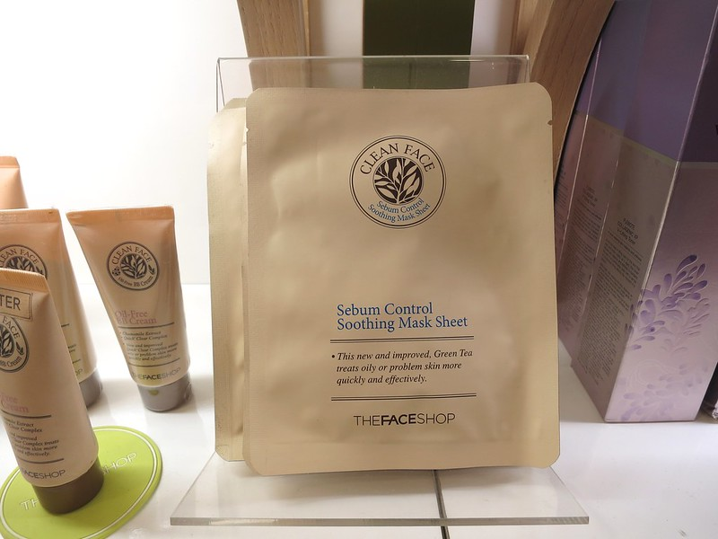 Face Shop mask
