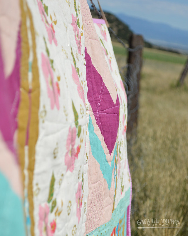 MustangQuilt_BackDetail