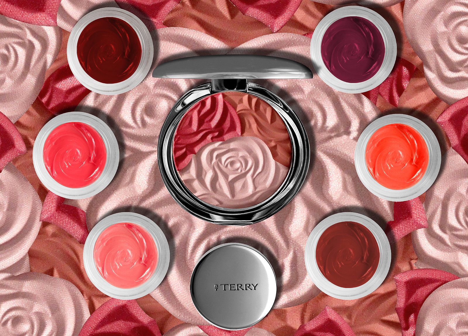 Rose Infernale - Look Couleur - Gamme - BD