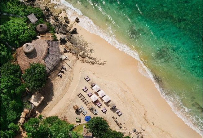 karma beach