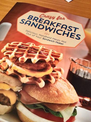 Crazy for Breakfast Sandwiches