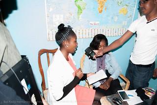 Community radio mentoring and training