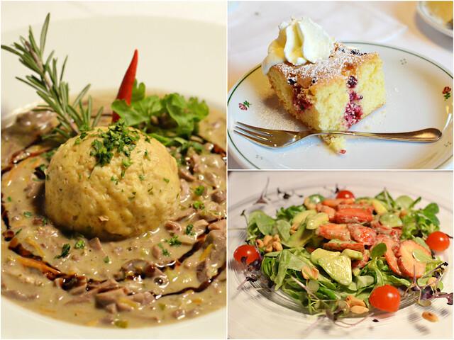 Austrian food montage 2