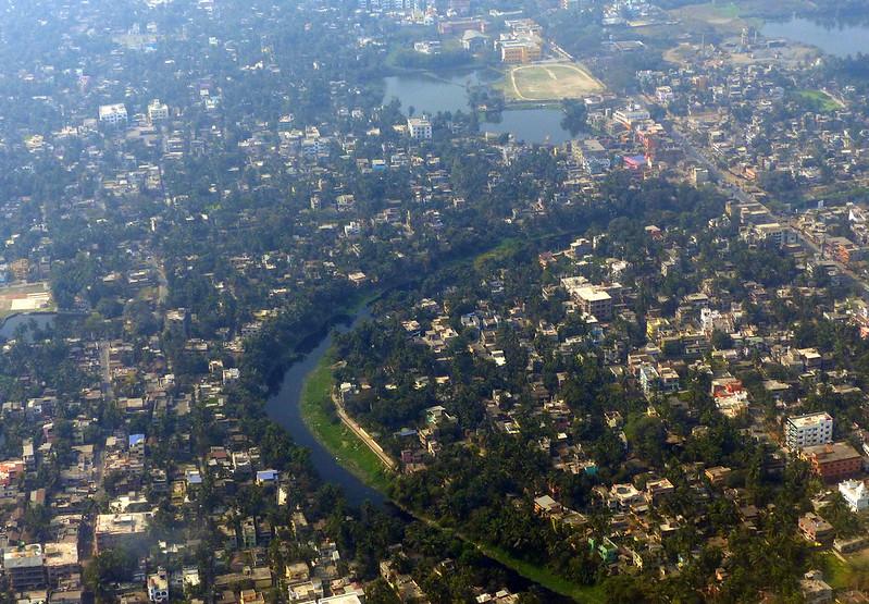 Kolkata from the Air