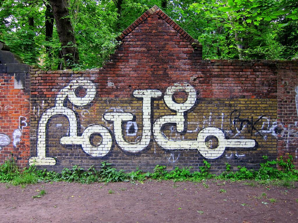 graffiti | rouge | berlin
