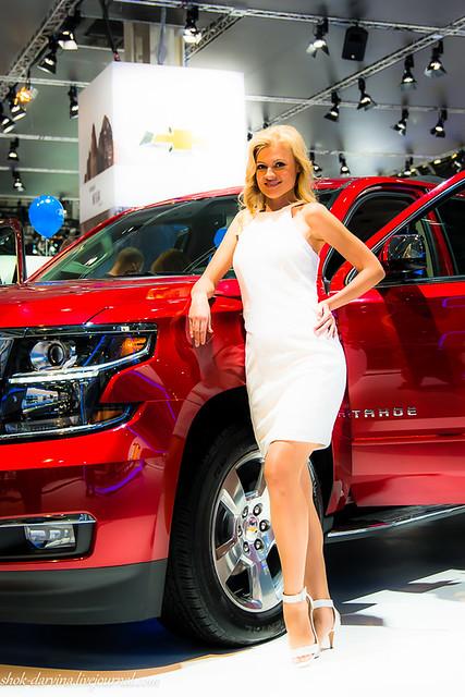 Шевроле Нива развенчивает мифы! Chevrolet-26