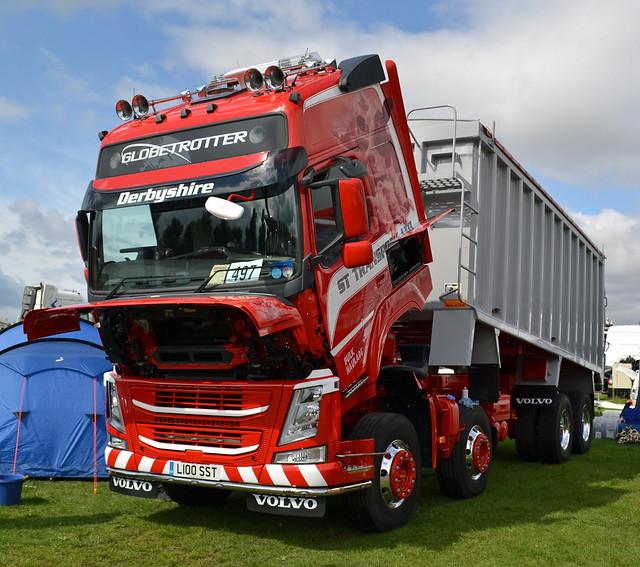 ST Transport Ltd - Volvo FM Globetrotter 500