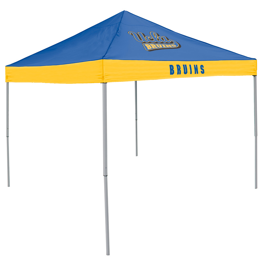 UCLA Bruins Economy TailGate Canopy/Tent  sc 1 st  Tailgatorz & UCLA Bruins Tailgate Canopy/Tent Easy Up Shelter Design for ...