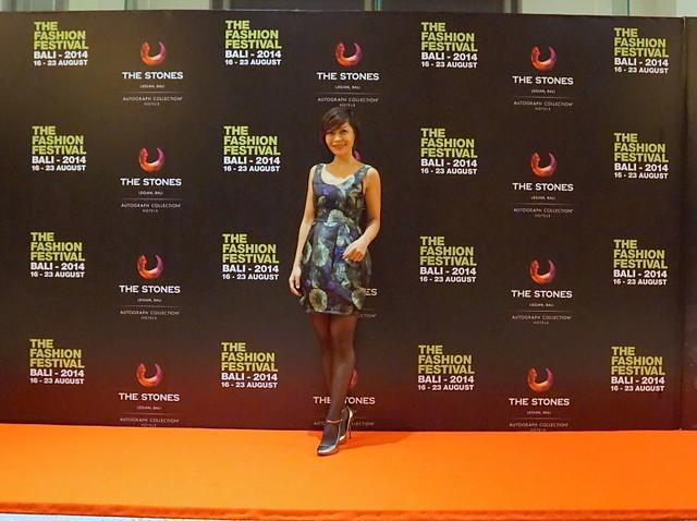 The Fashion Festival Bali - Rebecca Saw