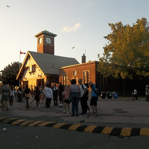 Police station #toronto #Torontophotos #cne #exhibition