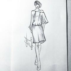 art model(0.0), artwork(1.0), sketch(1.0), figure drawing(1.0), costume design(1.0), drawing(1.0), fashion illustration(1.0), cartoon(1.0), monochrome(1.0), illustration(1.0), black-and-white(1.0),