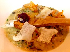 Funghi Risotto  from Concetto By Saveur