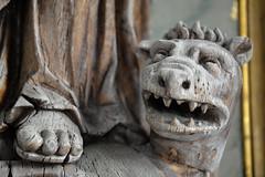 Retable de l'église Notre-Dame de Vire
