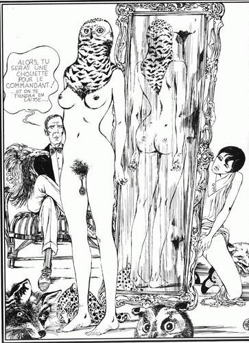 Guido Crepax Histoire d��O, 1975