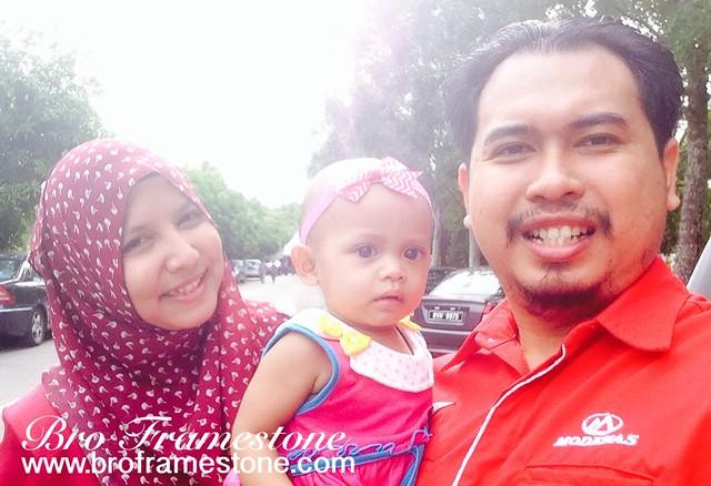 Masa Berkualiti Bersama Keluarga